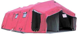 Decontamination tent for civil usage: Tent ES-56LDK